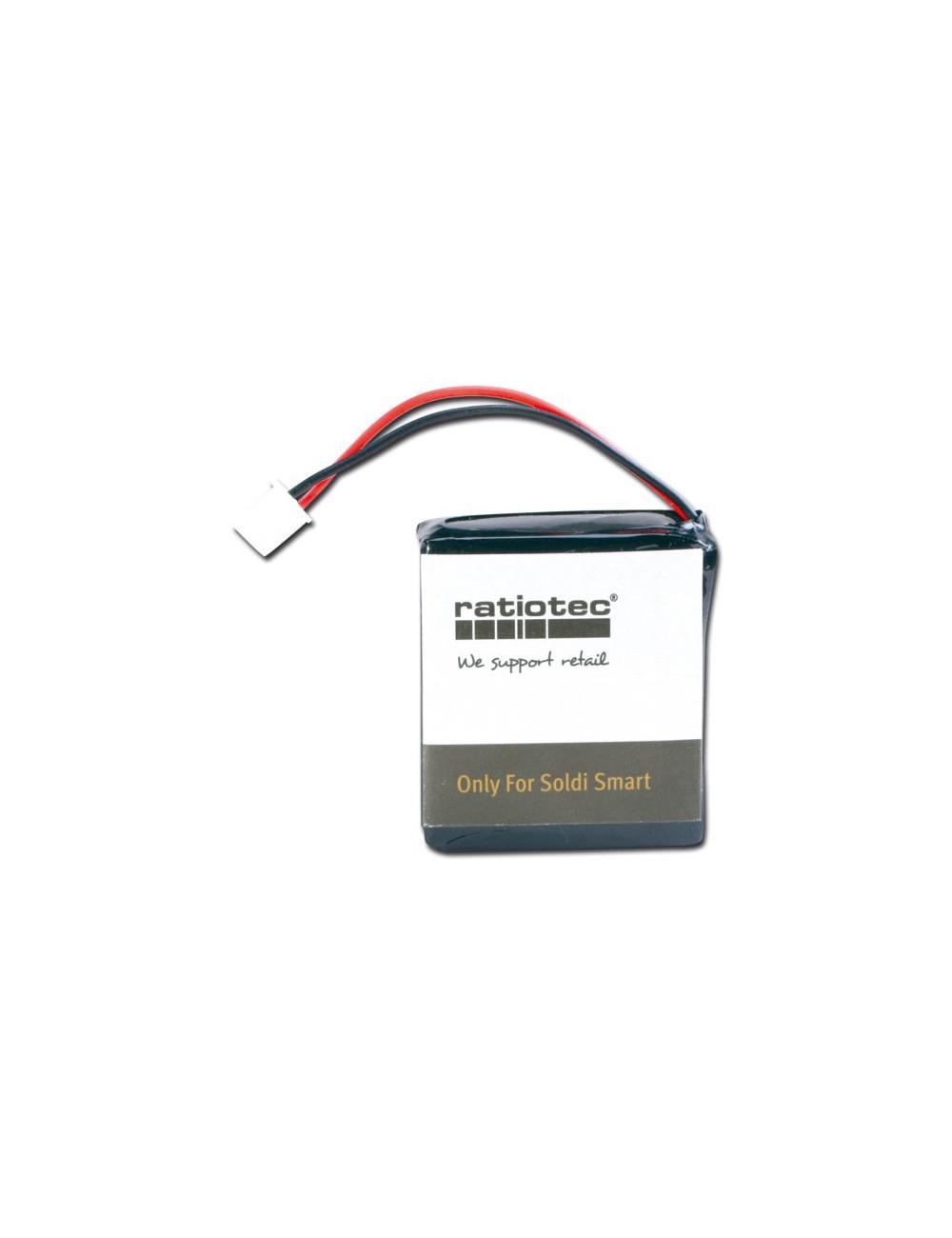 Batterie rechargeable Li-ion / détecteur série EMSmart