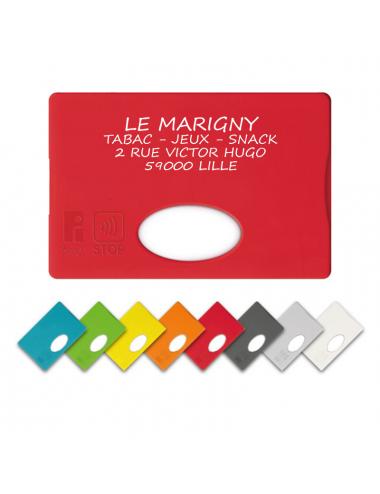Porte carte RFID