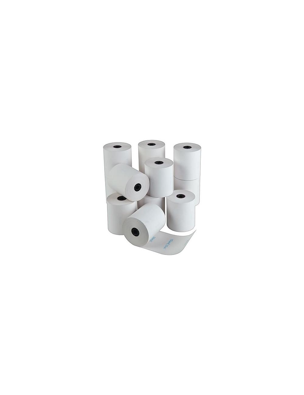 Lot de 10 rouleaux de papier thermique pour RTP300