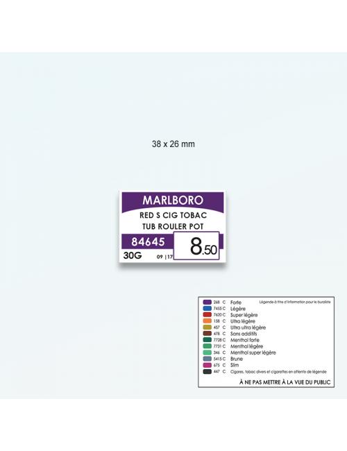 Abonnement Etiq'Express - Cartonnée